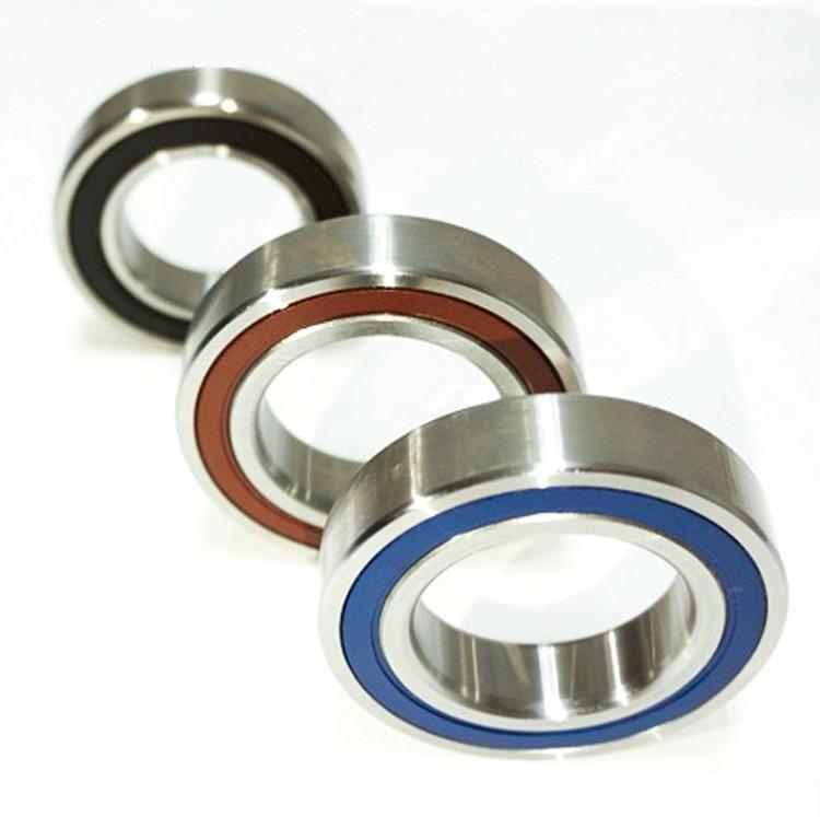 2.165 Inch | 55 Millimeter x 3.543 Inch | 90 Millimeter x 2.126 Inch | 54 Millimeter  SKF 7011 CD/TBTBVQ253  Angular Contact Ball Bearings