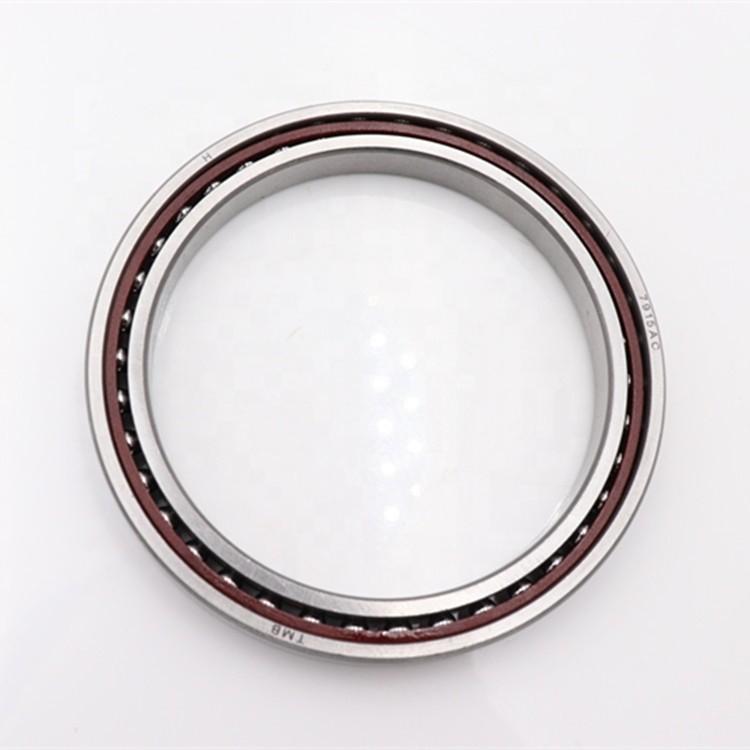 3.346 Inch | 85 Millimeter x 5.118 Inch | 130 Millimeter x 0.866 Inch | 22 Millimeter  SKF 7017 ACDGA/VQ253  Angular Contact Ball Bearings