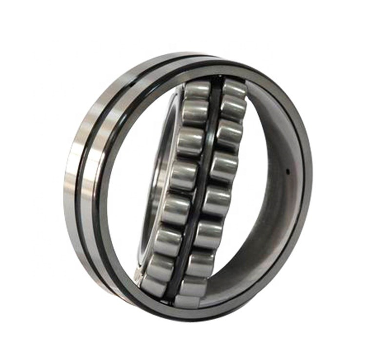 2.165 Inch | 55 Millimeter x 3.937 Inch | 100 Millimeter x 0.984 Inch | 25 Millimeter  CONSOLIDATED BEARING 22211E  Spherical Roller Bearings