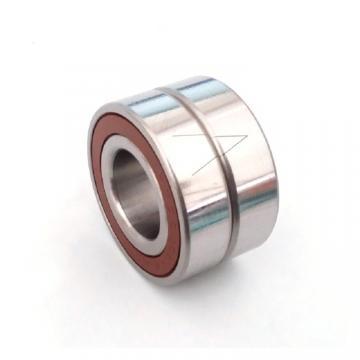 2.165 Inch | 55 Millimeter x 3.543 Inch | 90 Millimeter x 1.417 Inch | 36 Millimeter  SKF 7011 CD/DTVQ253  Angular Contact Ball Bearings